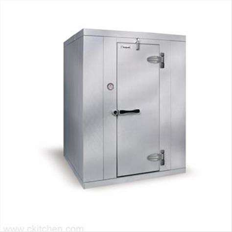 what temperature should a walk-in freezer be