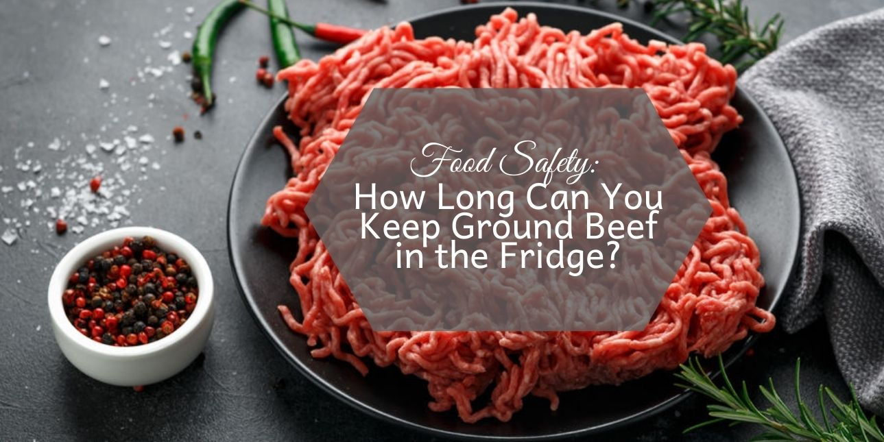 how long can you freeze ground beef